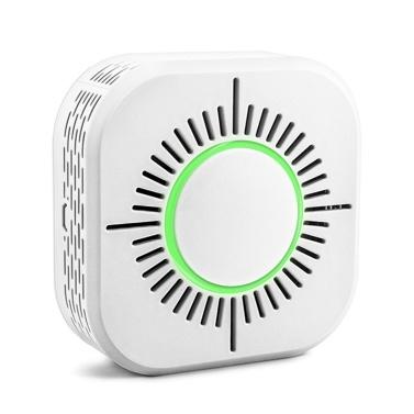 Wire-less Smoke Detecting Device Intelligent Fire Alarm-Sensor
