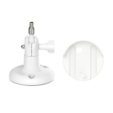 Adjustable Baby Monitor Wall Mount Baby Camera Mount Bracket Holder Perfect Angle & Easy to Install