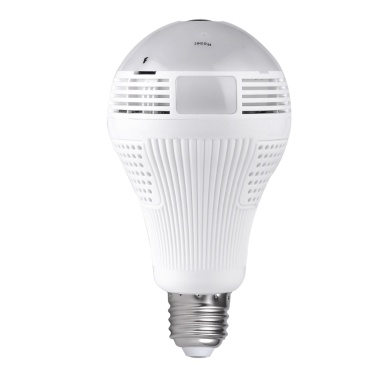 52% OFF 360?1.3Million Pixels Bulb Security Camera,limited offer $21.19