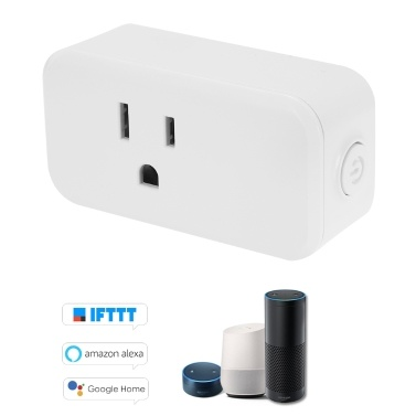 $1.96 OFF Mini Wifi Smart Socket Bulgy On/Off Button,free shipping $12.03(Code:SZF2059)