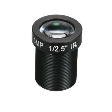 HD 5.0Megapixel 5MP 16mm M12 CCTV Board Lens IP Camera Lens