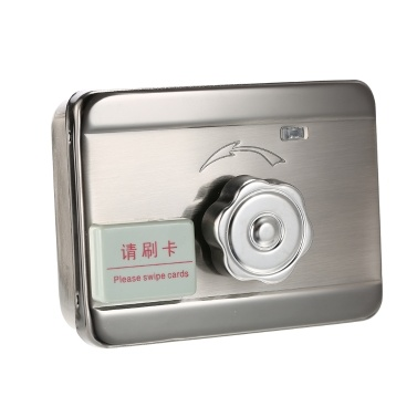 Electric Control Access Mute Lock Remote Controller ID Card
