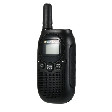 BAOFENG T6 Mini Walkie Talkie 0.5W Kids Handheld Two Way Radio