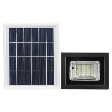LED Solar Flutlicht 42LED Lichtperlen