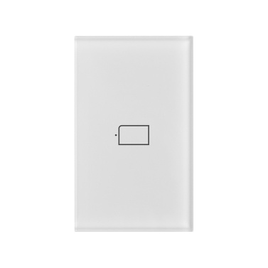 Broadlink BestCon TC2S US/AU Gang 433MHz Smart Wall Light Switch APP Remote Control Glass Panel Touch Control Wireless Switches Via Rm4 Pro Compatible Alexa Google Home Voice Control