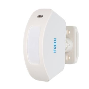 KERUI  Wireless 433MHz Infrared Detector PIR Motion Sensor