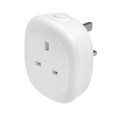 Wifi Smart Socket-Stecker für Google Home IFTTT Unterstützung APP Fernbedienung Timing-Funktion