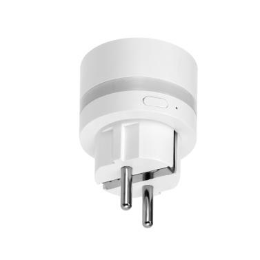 Smart WIFI Stecker mit LED-Nachtbeleuchtung