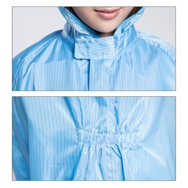 Protective Overalls Coverall Antistatic Work Clothes Safety Clothing  Anti-Static Full Bodysuit Security-Protection Dust-proof Suits