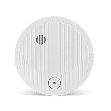 Chuango 315Mhz SMK-500 Wireless Alarm Security Smoke Fire Detector Photoelectric Smoke Alarm