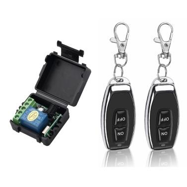 Smart Home 433 MHz DC 12V 1CH Wireless-Fernschalter