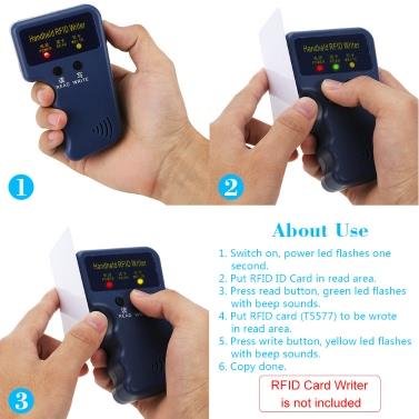 20pcs Writable RFID T5577 Smart EM Card 125KHz Proximity Door Control Entry Access