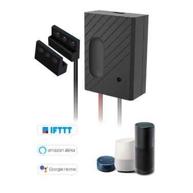 Abridor de puerta de garaje compatible con WiFi Smart Switch Garage Door Controller