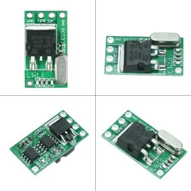 433Mhz DC 7V-36V Wireless Remote Control Switch