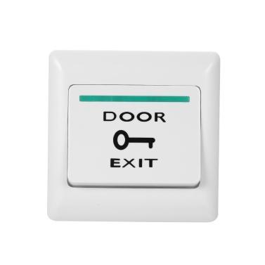 Door Exit Button Release Push Switch for Electronic Door Lock