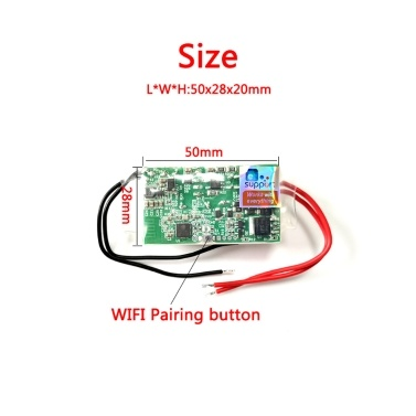eWelink Single Live Wire WIFI-Modul 180-240V Wifi-Switch
