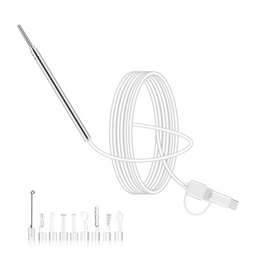 Mini Endoscope Camera with Ear Pick Set