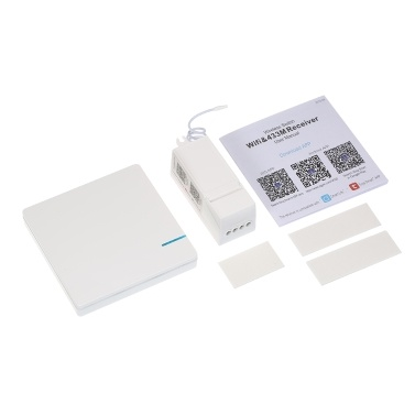 AC 80~275V Wireless Switch Transmitter Switch WIFI + 433MHz Receiver Controller