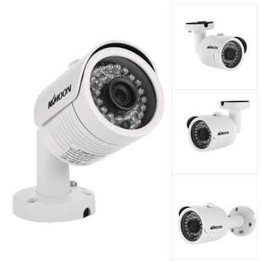 KKmoon 1080P HD POE Kugel IP Kamera