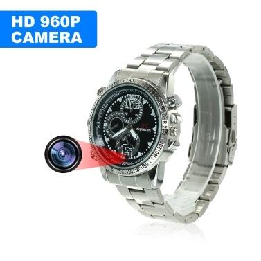42% OFF 8G HD 960P Hidden Wrist Watch Camera,limited offer $16.99