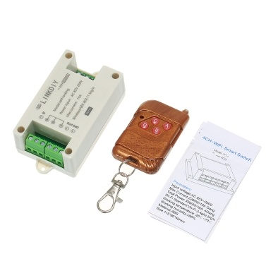 Sonoff 433Mhz Smart Wifi Switch Universal Wireless Remote Control Switch Module