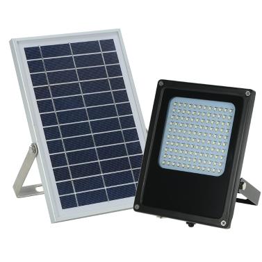 $8.1 OFF Solar Powered Floodlight 120 LED Solar Lights,free shipping $45.89(code:SXF1767)