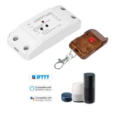 eWeLink 433Mhz Smart Wifi Switch Universal Wireless Remote Control Switch Module 1CH