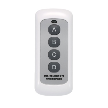 SONOFF 433MHz 4 Button EV1527 Code Key Remote Control Switch