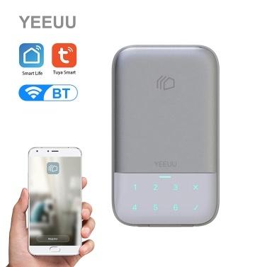 YEEUU Tuya Smart Key Storage Lock Box BT