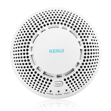 KERUI SD05 433MHz Wireless Photoelectric Smoke Alarm