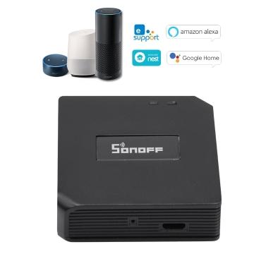 18% off pour SONOFF 433MHz Wifi sans fil Switch RF Bridge Fonctionne avec Amazon Alexa / Google Home seulement € 8.29