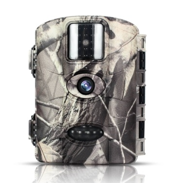 1080P Trail Camera 60 Degree Infrared LED Hunting Camera