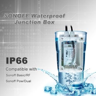 SONOFF IP66 Waterproof Junction Box