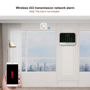 eWeLink Smoke Detector Sensor