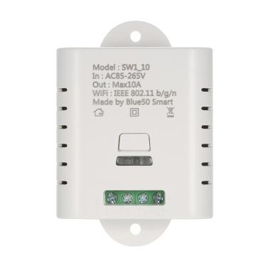 WIFI Smart Switch 10A Wireless Licht Timer Switch