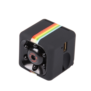 SQ11 Mini Camera 1080P Full HD Car DVR Camcorder
