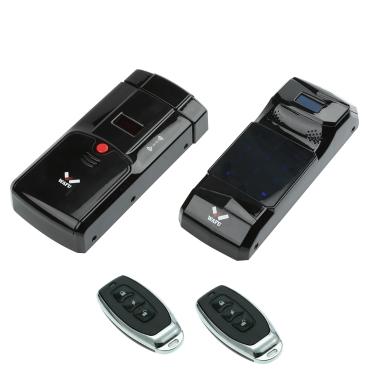 WAFU Wireless Smart Invisible Fingerprint Remote Lock