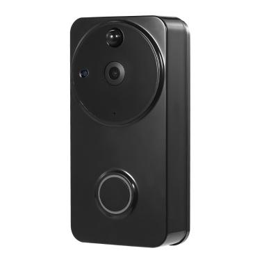 720P WiFi Visual Intercom Door Phone 2-way Audio Video Doorbell