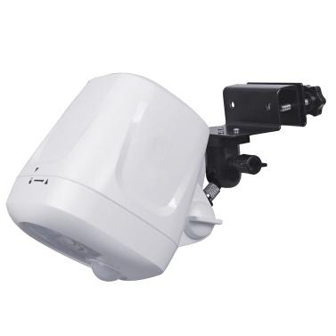 Weatherproof Gutter Mount BEAMS LED Light Adapter Compatible with Mr. Beams LED & Next Generation LED Spotlight Netbright Ultrabright Spotlight Ring Smart Spotlight
