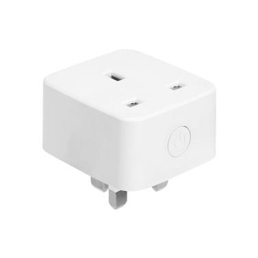 48% de réduction sur la télécommande Mini Smart WiFi Socket UK seulement € 10,31 sur tomtop.com + livraison gratuite