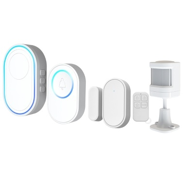 Tuya Alarmsystem