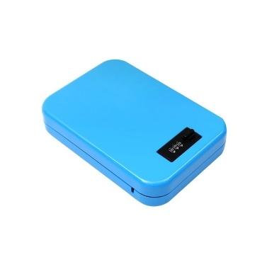 Dialing Wheel Password Safes Portable Car Safebox