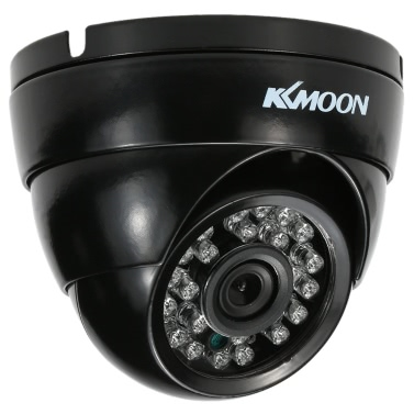 KKmoon 1080P 2.0MP AHD Dome Überwachungskamera 3.6mm 1/3