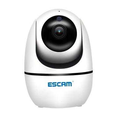 ESCAM HD 2.0MP 1080P Pan & Tilt Wifi PTZ IP Wireless Security Camera
