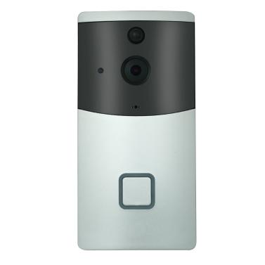 HD 720P WIFI Visual Intercom Door Phone Wireless Video Doorbell Built 8G TF Card