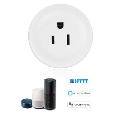 48% OFF Mini Smart WiFi Socket US Plug,limited offer $8.99