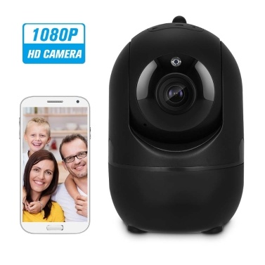 41% OFF 1080P Wireless IP Camera Baby Monitor with Motion Detection,limited offer $28.39