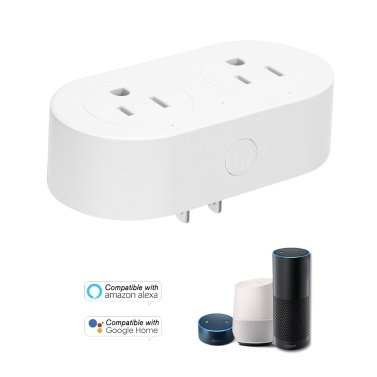 60% OFF WIFI Mini Smart Plug with Energy Monitoring Set,limited offer $10.49