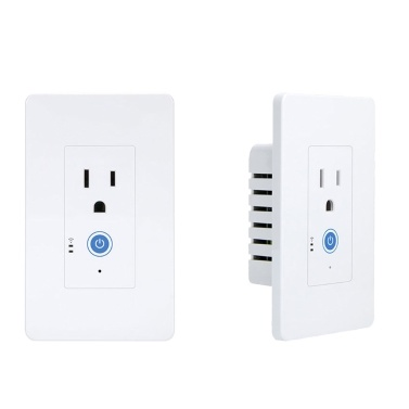 Itead Sonoff IW100 US Wi-Fi Smart Power Monitoring Steckdose