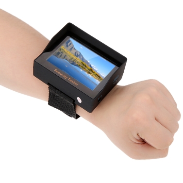 "3.5"" TFT Color LED Portable Test Monitor"